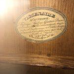 VISSENAIRE cc1825 label