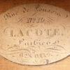 Rene Lacote 1839 guitar print